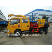 Dongfeng FRK Crew Cab Mobile Hydraulic Beam Lifter