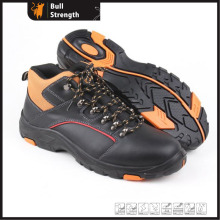 Industry Leather Safety Shoes with Steel Toe Cap (SN5281)