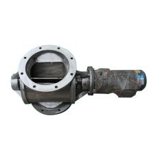 Válvula de alimentación electrohidráulica para mineral