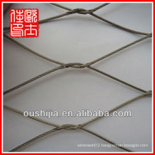 stainless steel wire rope netting