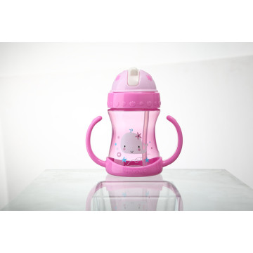 Baby Sippy Cup Agua potable botella Kettle S