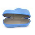 Easy-carry zipper shoes shape folding eva eyeglasses case