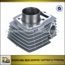 Cylinder body of power generator