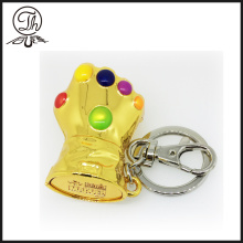 Glove of Thanos metal keychains
