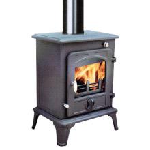 Estufa de leña / estufa de hierro fundido de múltiples materiales (fipa065)