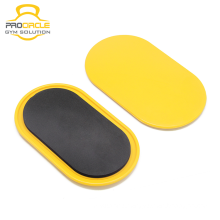 Power Body-shaped Excercising Fitness Core Sliders for Football Training