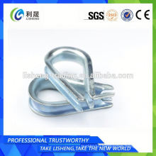 Zinc Plated Wire Rope Thimble Din 6899a