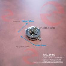 Handbag Round Circle Turning Twist Lock