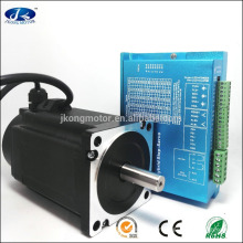 2 phase NEMA34 closed loop stepper motor with driver