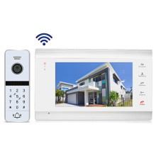 HD WiFi Smart doorbell for Villa use with motion detection and IP 65 waterproof