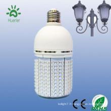 360 degrés avec un ventilateur de refroidissement interne 2000 lumen 270 led 100-240v 24v 12v 18w 20w dongguan led