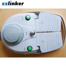 Unité dentaire multifonctionnelle d'air de l'air Contrôle du pied