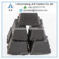 pâte d'électrode de carbone ECA briquettes de base cylindres pour ferrochrome et ferrosilicium EAF
