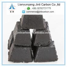 ECA CPC baseado cilindros pasta de eletrodo de carbono / briquete / ovos