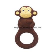 Animal personalizado que dá forma a teethers do bebê