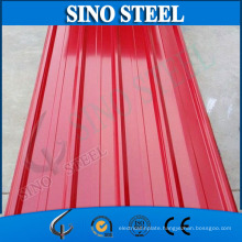 Z80 Color Coated Prepainted Galvanized Roofing Sheet