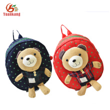 Custom Plush Teddy Bear Kids Backpack
