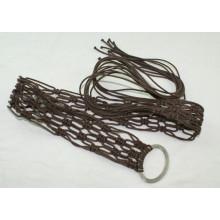 Fashion Hand made garment waxed cord braided belts-KL0037