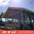 China Luxury Light Steel Villa House as Prefabricated Office Building
