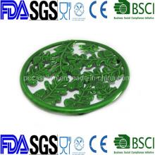 Round Cast Iron Heating Pad Dia: 21cm China Factory