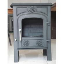 Wood Burning Stove (FIPA052) , Cast Iron Oven, Wood Stove