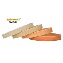 Bandas de borde de PVC para tablero MDF 0.35-3.0MM