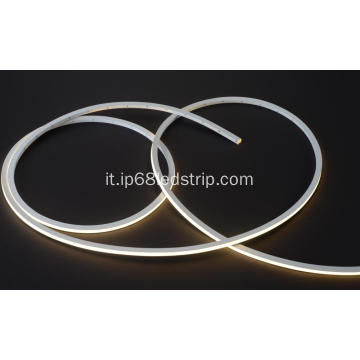 Evenstrip IP68 Dotless 0709 4000K Top Bend ha condotto la luce della striscia
