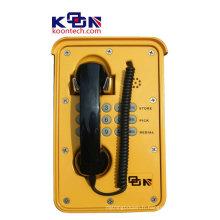 2015 Téléphone spécial Téléphone Changeur de voix Auto-Dial Téléphone étanche