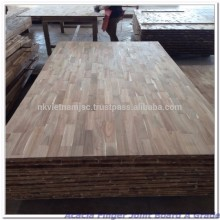 Acacia Wood Finger Joint Panel for Furniture