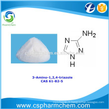 3-Amino-1,2,4-triazole, CAS 61-82-5, Intermédiaires pharmaceutiques