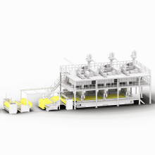 Well-known Non-woven Production Machine