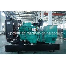 Электрический дизельный генератор Cummins с бесшумным куполом (25 кВА-250 кВА)
