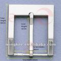 Boucle de ceinture / sac en cuir (M20-319A)