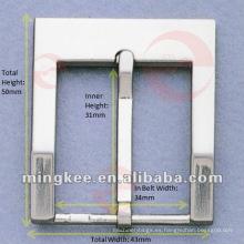 Cinturón de cuero / hebilla de bolsa (M20-319A)