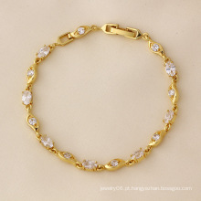 Pulseira de pedras preciosas de moda Xuping (71650)