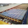 Rolo de folha de telhado 1100 que dá forma à máquina