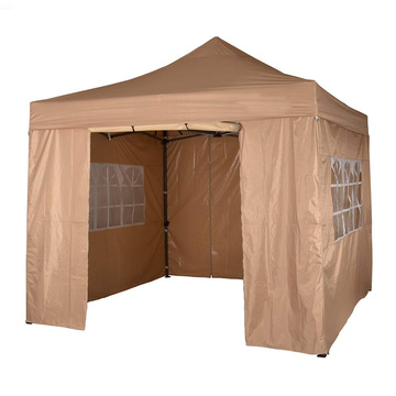 Tenda a baldacchino da giardino impermeabile pop-up 10x10ft