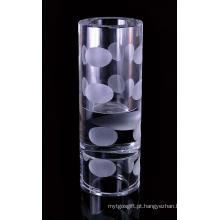 Vaso de flor de cristal para presente (JD-HP-038)