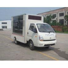 Foton mini camión de publicidad led (Euro IV)