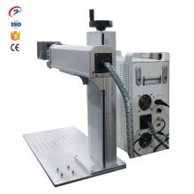 20W Split-Faser-Laserbeschriftungsmaschine für Schmuck