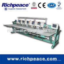 Máquina de bordar plana computadorizada Richpeace