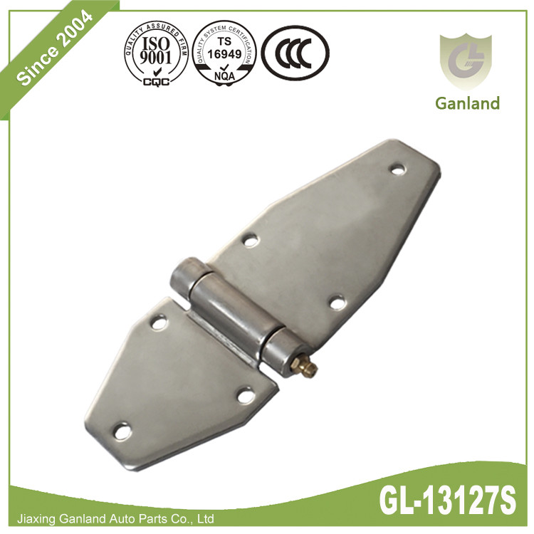 Flat Side Door Hinge