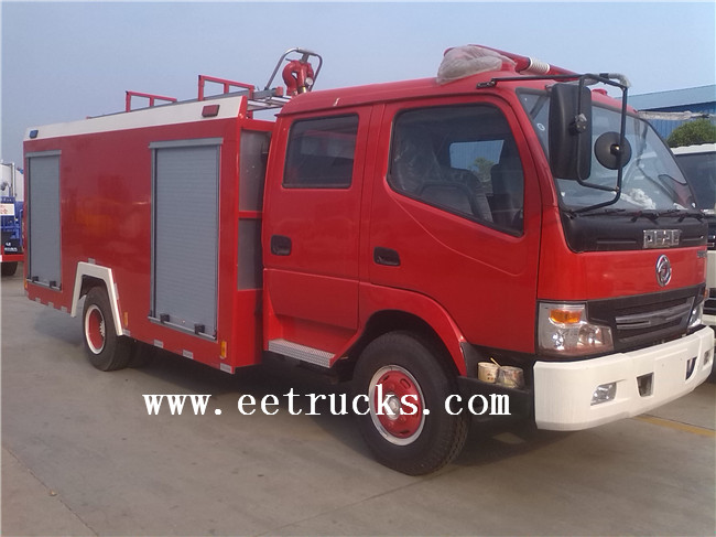 Dongfeng Fire Fighting Trucks