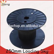 250mm plastic bobbin for 3d printer filament