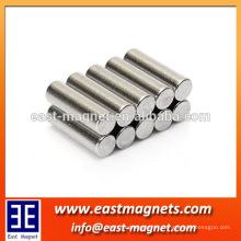 Trustworthy Ningbo este imán N52 Rare Earth Neodimio barras / barras Precios imanes