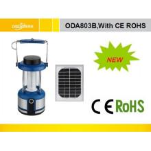 Luz LED solar para uso de emergencia