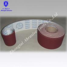 Rouleau de tissu abrasif de marque de cerf de 1.4m * 50m