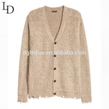 Übergroßer Cardigan-Pullover im neuen Design für Herren