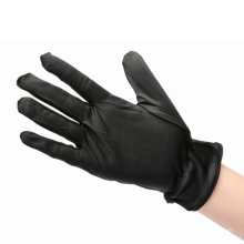 Watch shop dedicated microfiber cleaning gloves