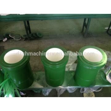 API Ceramic Zirconia Liner For Drilling Mud Pump